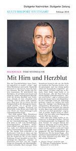Timo Steinhauer / Friedrichsbau Varieté in Stuttgart