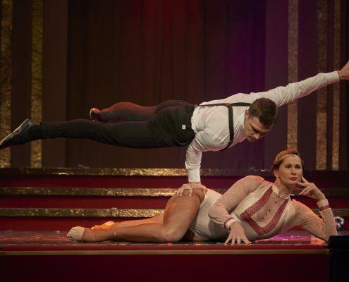 Iryna Bessonova & Andrey Shapin